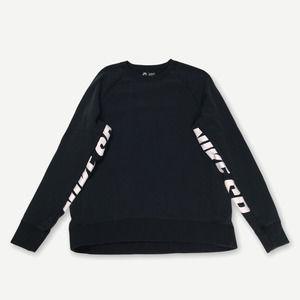 Nike SB Everett Crewneck Black Sweatshirt 2XL